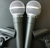 Real or fake Shure SM58 mic
