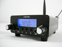 building a low cost fm radio station